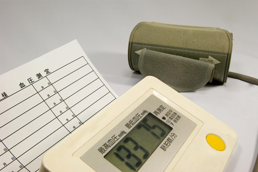 高血圧原因画像
